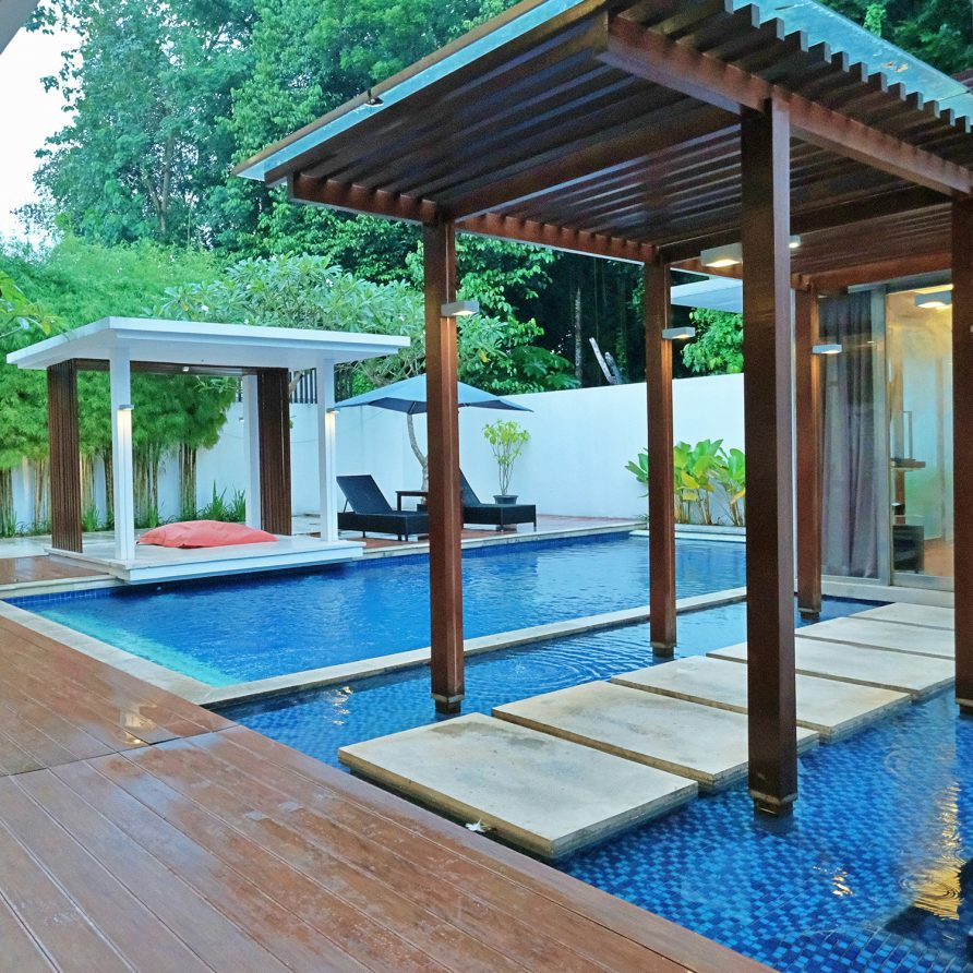 Private Villa Three Bedrooms and Pool