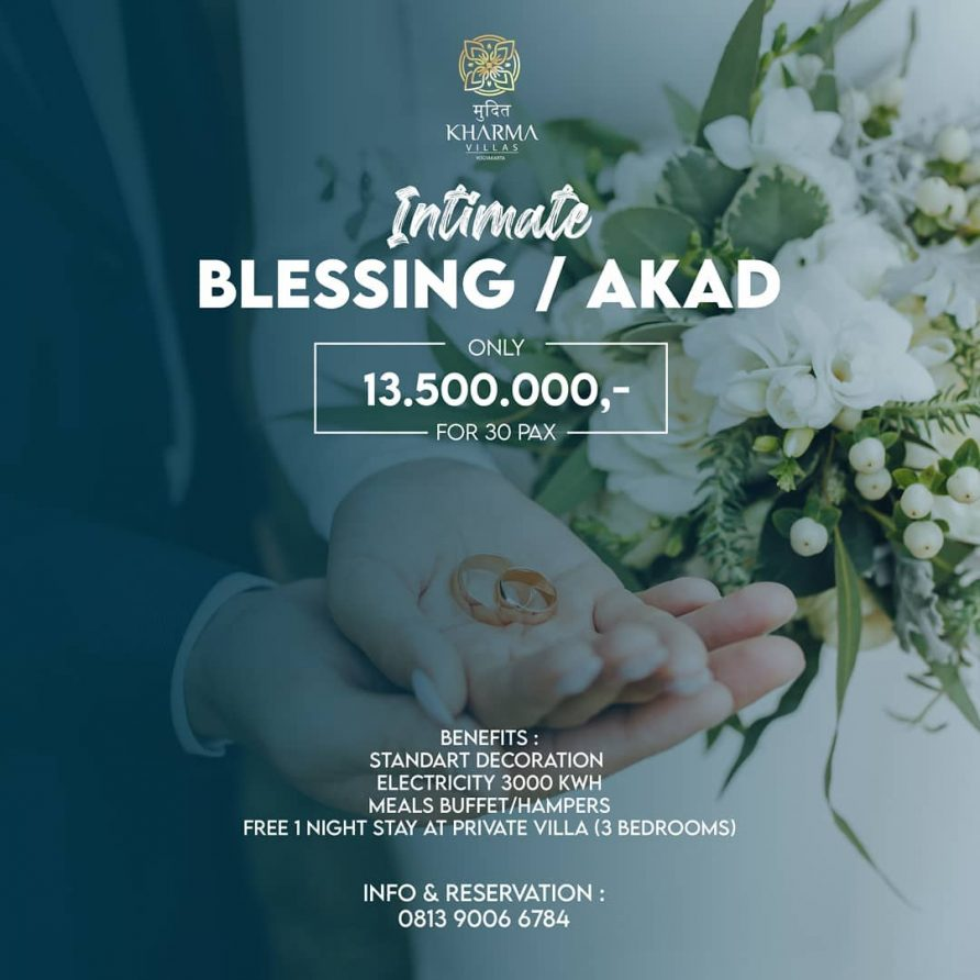 Intimate Blessing / Akad